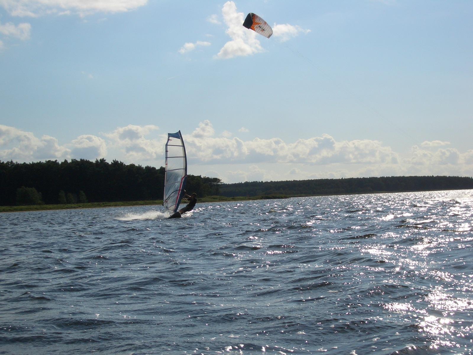 Windsurfen Ostsee