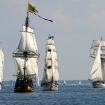 Windjammer Hanse Sail
