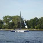 Speedsailing Hanse Sail