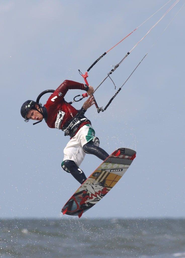 Kitesurf Trip Teneriffa El Mé dano