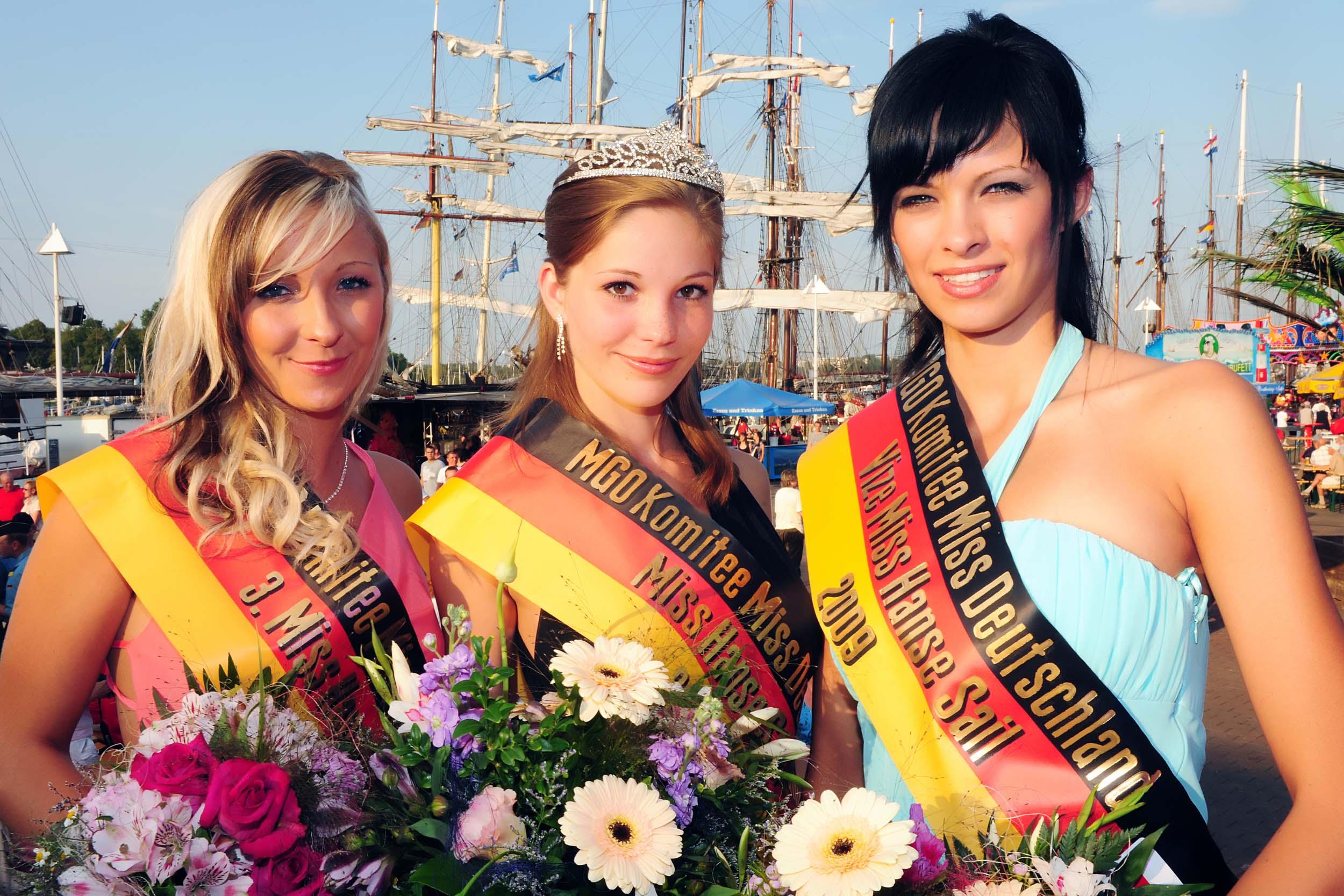 Miss Hanse Sail 2009