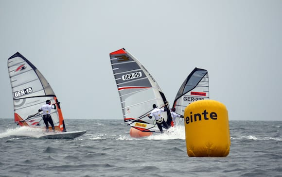 Slalom Action Fehmarn