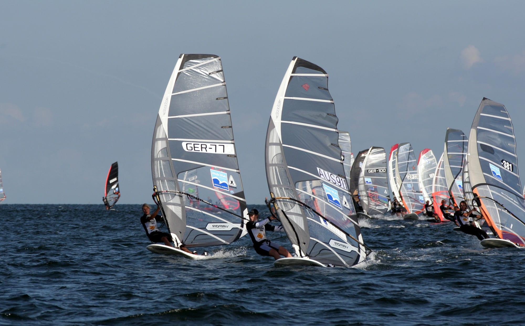 Deutscher Windsurf Cup startet im Ostseebad Boltenhagen