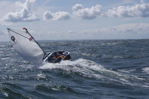 Opti Offshore Challange 2010
