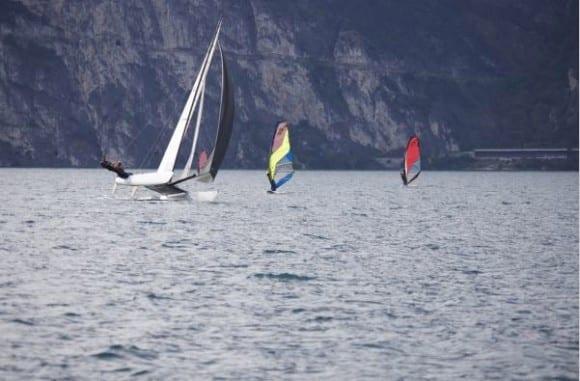 Windsurf Reisebericht Gardasee