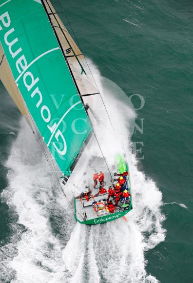Volvo Ocean Race 2011/2012 – Langsam geht es los