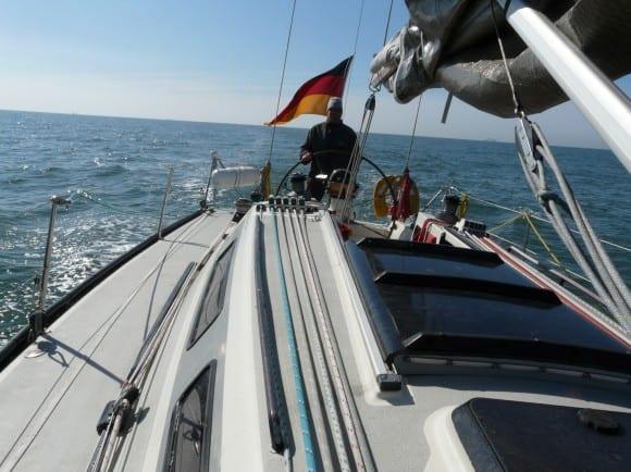 Yacht Import Exocet aus England