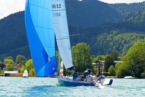 Kurzer Urlaub in Oberbayern – Tegernsee