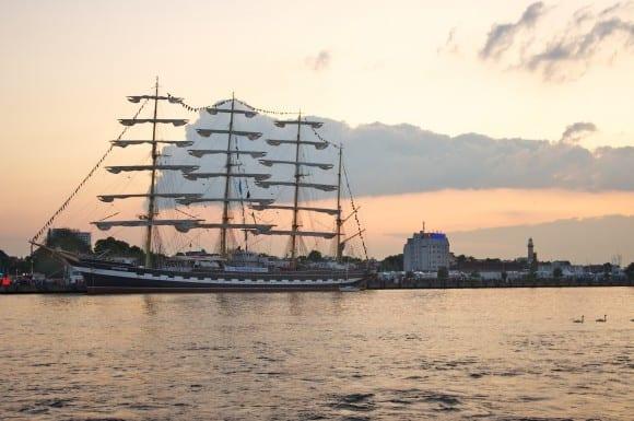 Hanse Sail 2011 steht in den Startlöchern