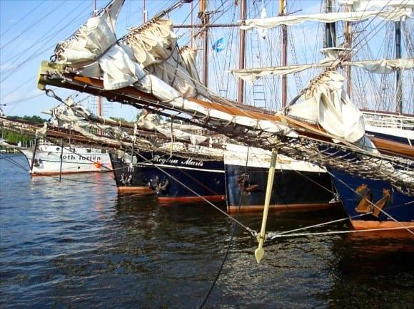 Die letzten Hanse Sail Tickets