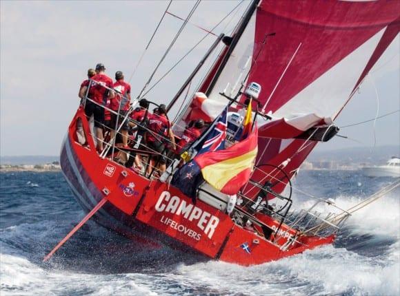 Volvo Ocean Race – 33 days to go