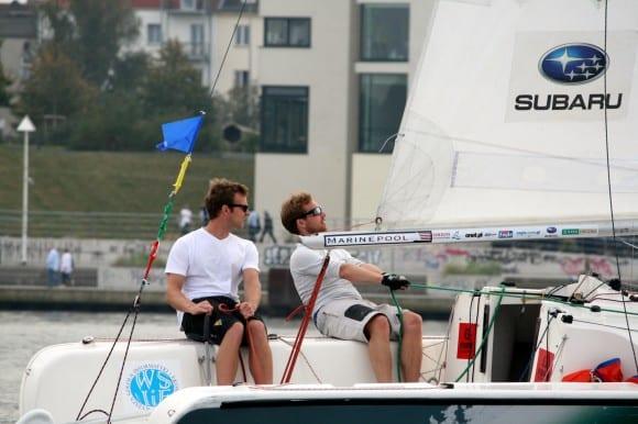 Deutsche Meisterschaft im Match Race 2011