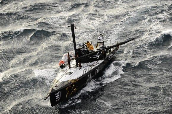 Die ersten 24h des Volvo Ocean Race