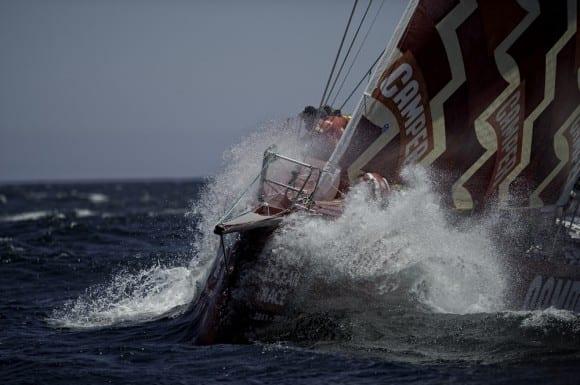 Videozusammenfassung Etappe 1 Volvo Ocean Race