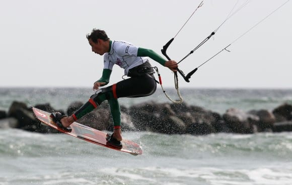 Kitesurf Trophy in Damp