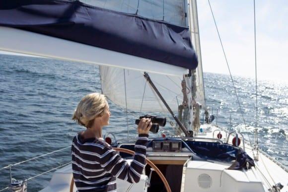 Kieler Woche 2014: Gerüstet für den Segeltörn
