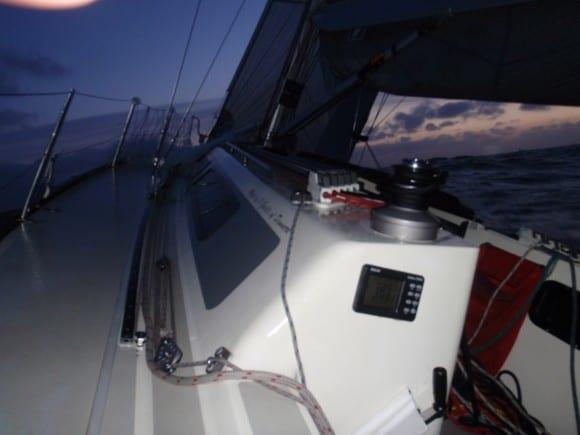 Rund Skagen 2012 mit der Exocet