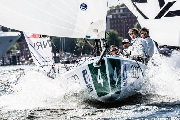 Bayern erkämpfen sich ersten Platz in Kiel