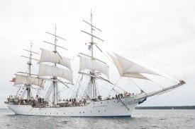 hansesail_christian radich_cArchiv Hanse Sail